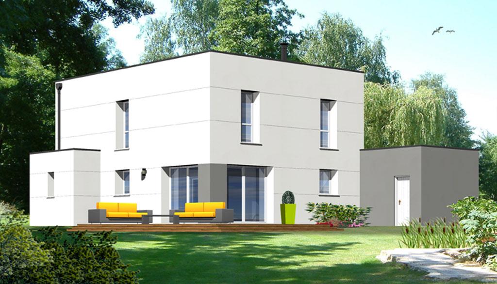 remarkable maison moderne carr images best image
