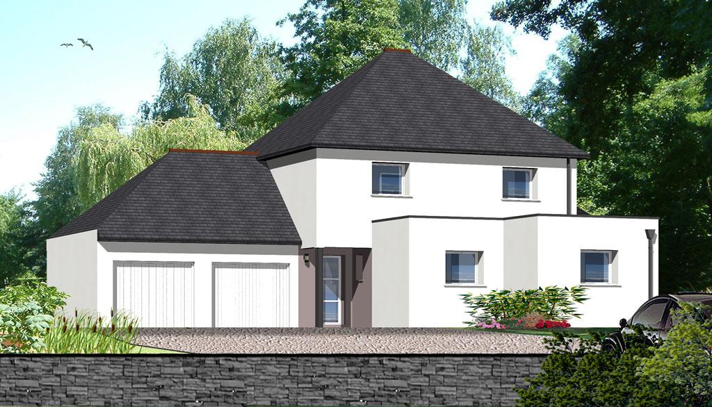 Maisons contemporaines maisons berci for Meilleur constructeur maison 78