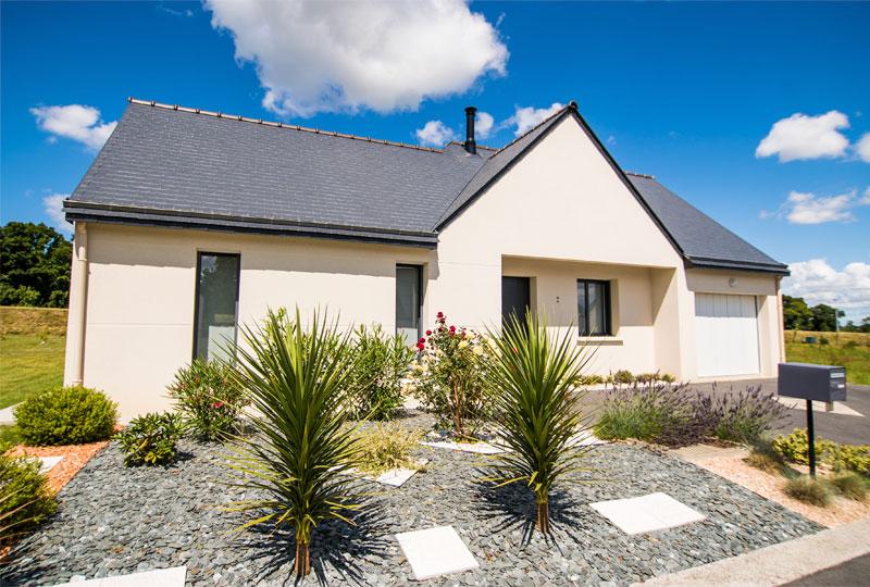 Maisons plain pied maisons berci for Meilleur constructeur maison 2015