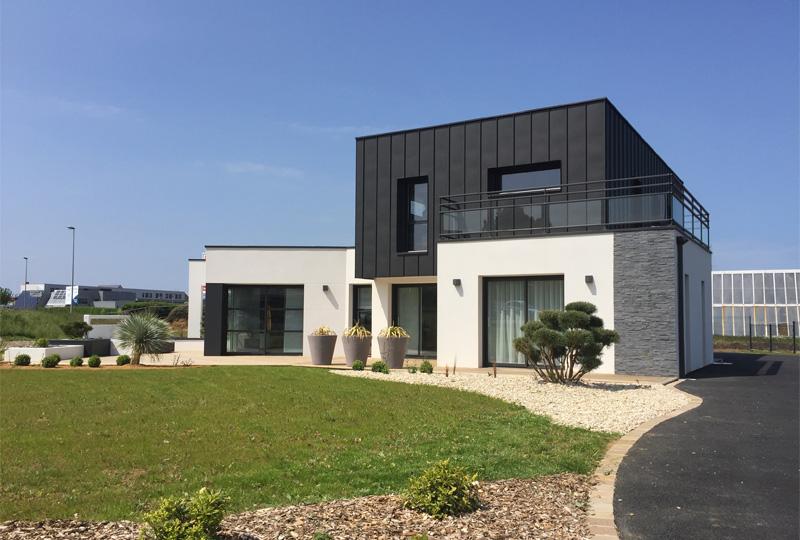 Nouvelle maison expo pl rin maisons berci for Meilleur constructeur maison 78