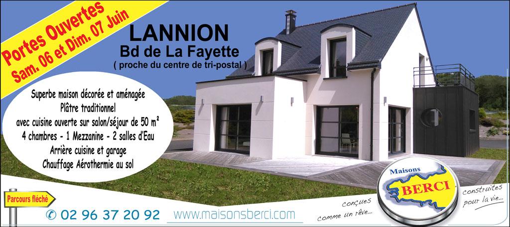 Portes ouvertes Lannion juin 2015