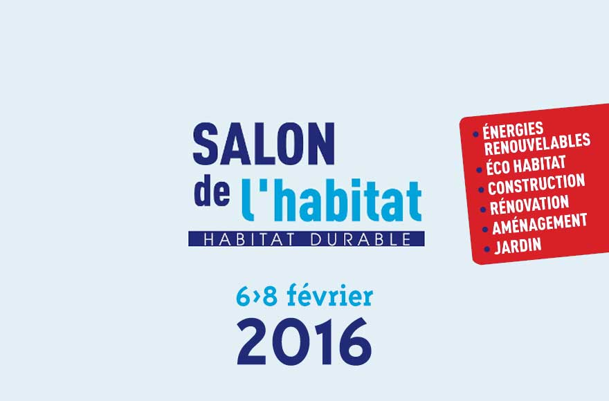 Salon de l habitat durable de dinan du 6 au 8 f vrier 2016 for Salon de l habitat laval